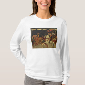 The Story of Alatiel, on Horseback and at a Banque T-Shirt
