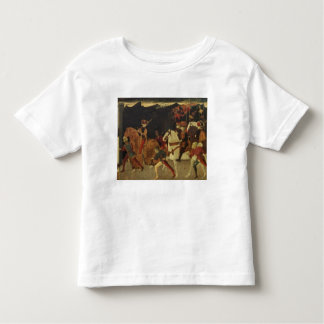The Story of Alatiel, on Horseback and at a Banque Toddler T-shirt