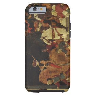 The Story of Alatiel, on Horseback and at a Banque Tough iPhone 6 Case