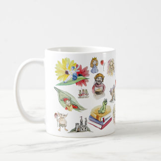 The Story of Awkward: Perri's Sketchbook Coffee Mug