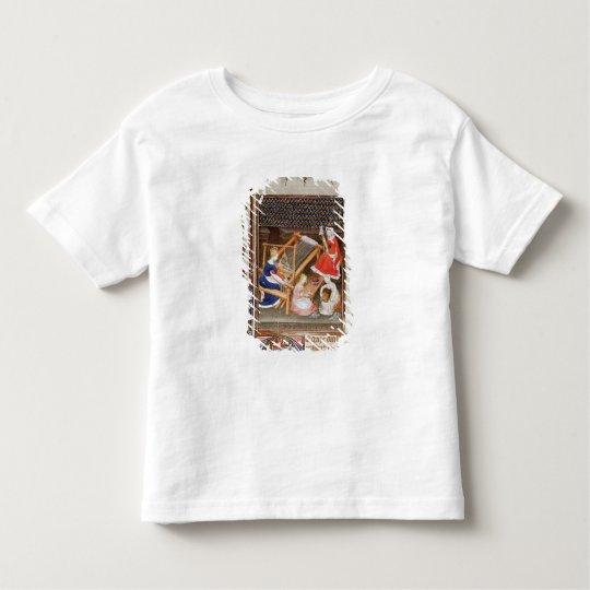 The Story of Gaia, from `De Claris Mulieribus' Toddler T-shirt
