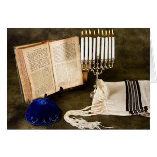 The Story of Hanukkah Card