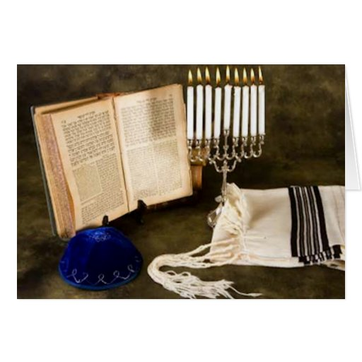 The Story of Hanukkah Cards