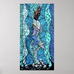The Story of Jonathon and the Mermaid Print