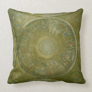 The Story of Joseph, mosaic from the 3rd Cupola in Throw Pillow
