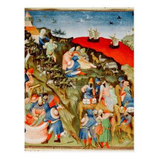 The Story of Joseph Postcard