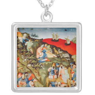 The Story of Joseph Silver Plated Necklace