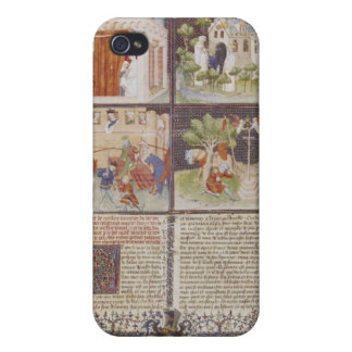 The Story of Lancelot and the Quest for Holy iPhone 4/4S Case