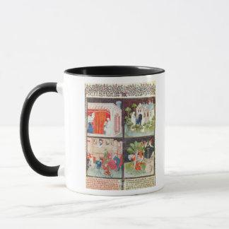 The Story of Lancelot Mug