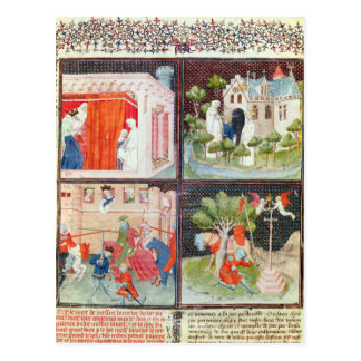 The Story of Lancelot Postcard