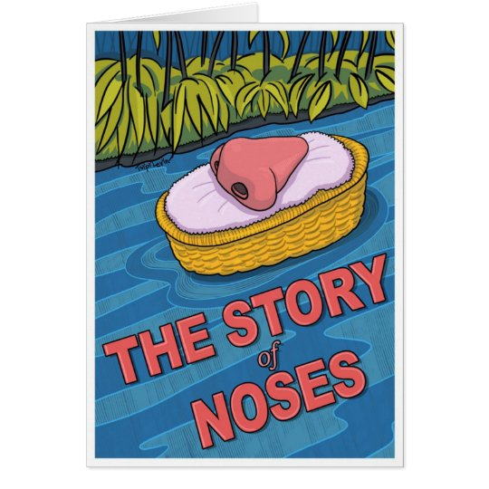 The Story of Noses Card