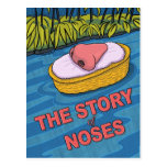 The Story of Noses, The Smell of Freedom! Postcard