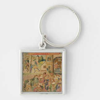 The Story of Perseus, 15th-16th century Keychain