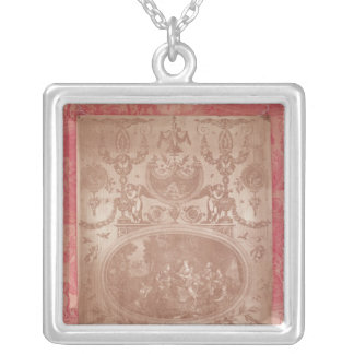 The Story of Telemachus Silver Plated Necklace