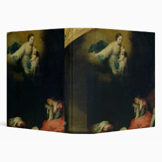 The Story of the Foundation of Santa Maria Maggior Binders