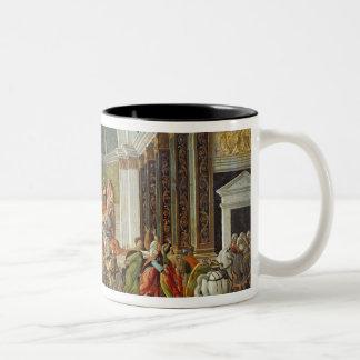 The Story of Virginia c 1500 Mug