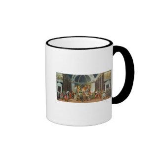 The Story of Virginia, c.1500 Mugs