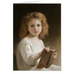 The Storybook - William Bouguereau Cards