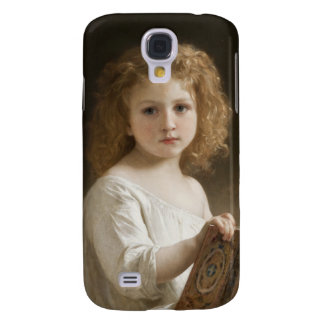The Storybook - William Bouguereau Galaxy S4 Case