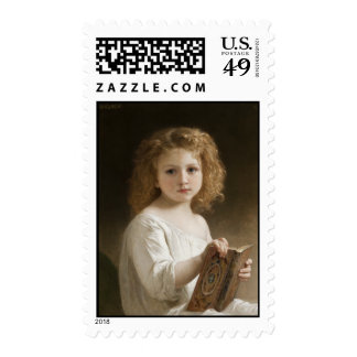 The Storybook - William Bouguereau Stamps