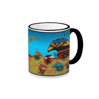 The Storyteller Coffee Mugs