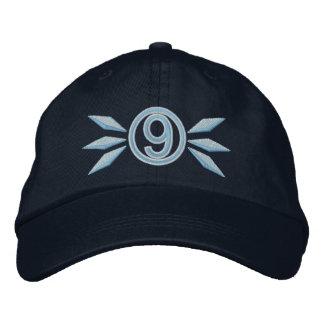 The Str⑨ngest Embroidered Baseball Hat