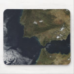 The Strait of Gibraltar Mouse Pad