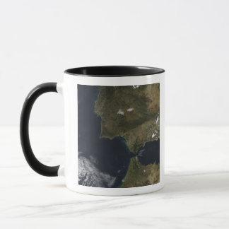The Strait of Gibraltar Mug