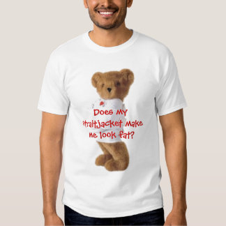 The straitjacket tee shirts