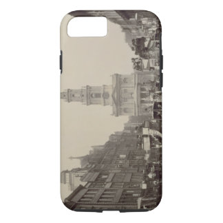 The Strand, c.1880 (sepia photo) iPhone 8/7 Case