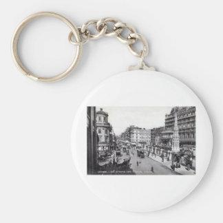 The Strand, London England Vintage Keychains