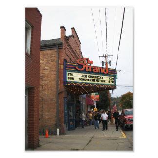 The Strand Theater in Zelionople Pennsylvania Photo