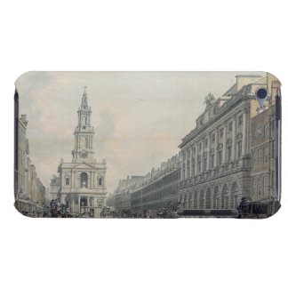 The Strand with Somerset House and St. Mary le Str iPod Case-Mate Case