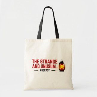 The Strange and Unusual Podcast Tote
