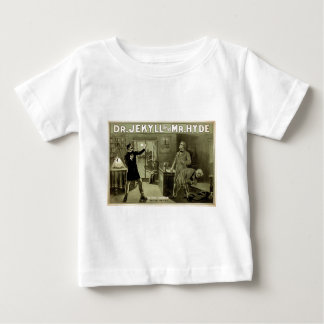 The Strange Case of Dr Jekyll and Mr Hyde Baby T-Shirt