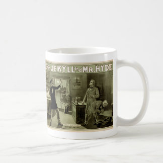 The Strange Case of Dr Jekyll and Mr Hyde Classic White Coffee Mug