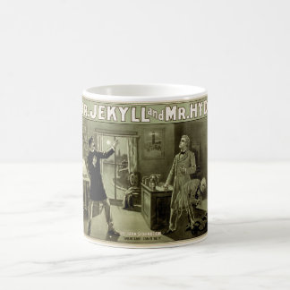 The Strange Case of Dr Jekyll and Mr Hyde Mugs