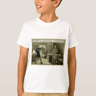 The Strange Case of Dr Jekyll and Mr Hyde T-Shirt