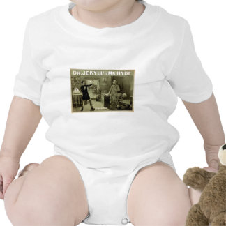 The Strange Case of Dr Jekyll and Mr Hyde Baby Bodysuit