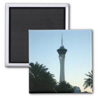 The Stratosphere Las Vegas Magnet