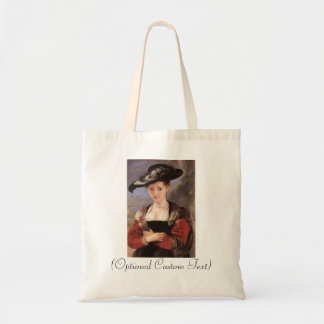 The Straw Hat Budget Tote Bag