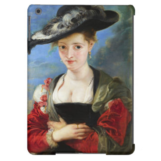 The Straw Hat Peter Paul Rubens masterpiece iPad Air Cases