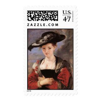 The Straw Hat Stamp