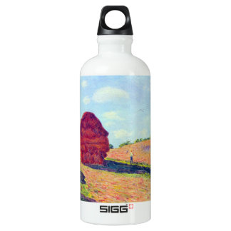 The straw rents by Alfred Sisley SIGG Traveler 0.6L Water Bottle