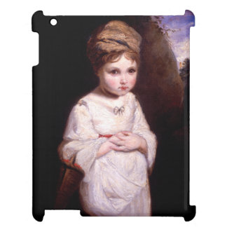 The Strawberry Girl iPad Cases