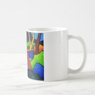 The Stream 2 by Piliero Coffee Mug