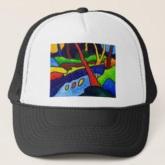 The Stream 2 by Piliero Trucker Hat