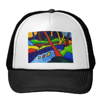 The Stream 2 by Piliero Trucker Hat
