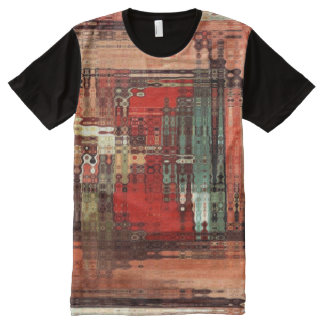 The street by rafi talby All-Over-Print T-Shirt