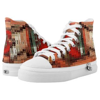 The street by rafi talby High-Top sneakers